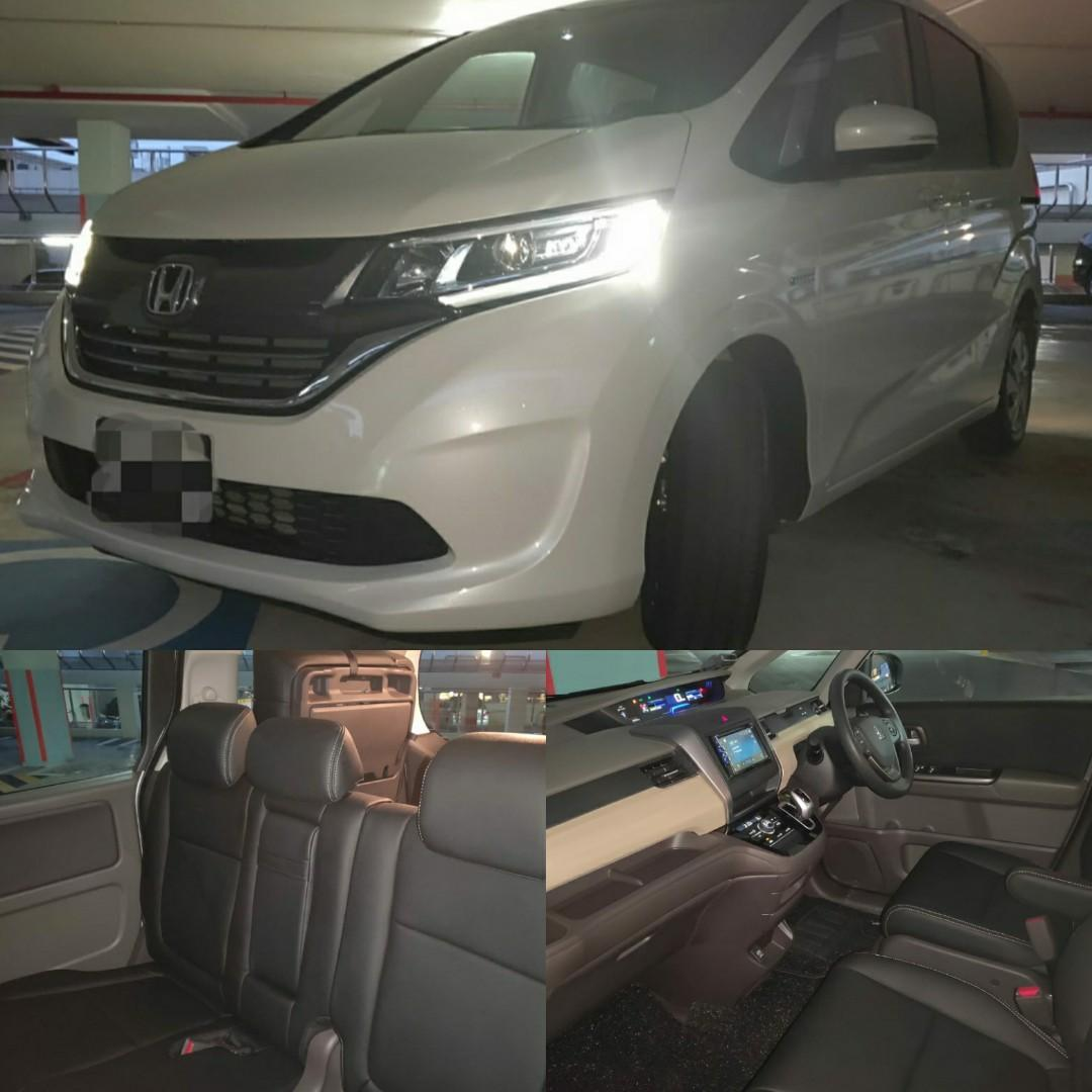 Brand New Honda Freed Hybrid for Rent/LTO