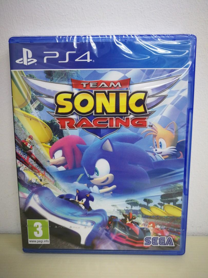 Brand New) PS4 Team Sonic Racing / R2, Toys & Games, Video