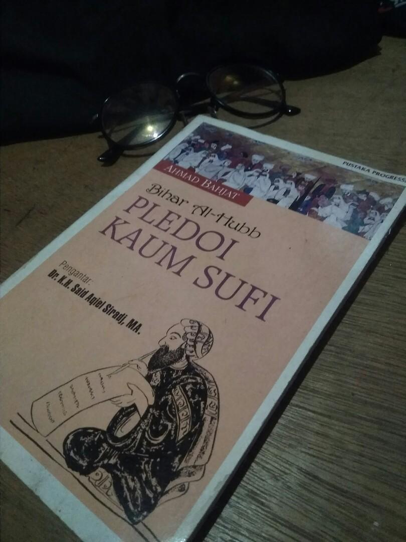 #mauvivo buku pledoi kaum sofi