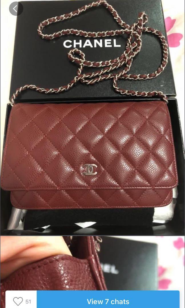 Chanel Bag WOC