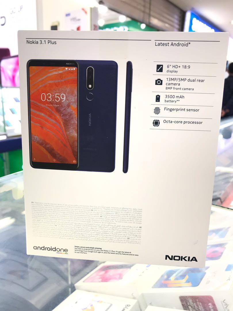 Cicilan Nokia 3.1 Plus! Gratis 2x cicilan!