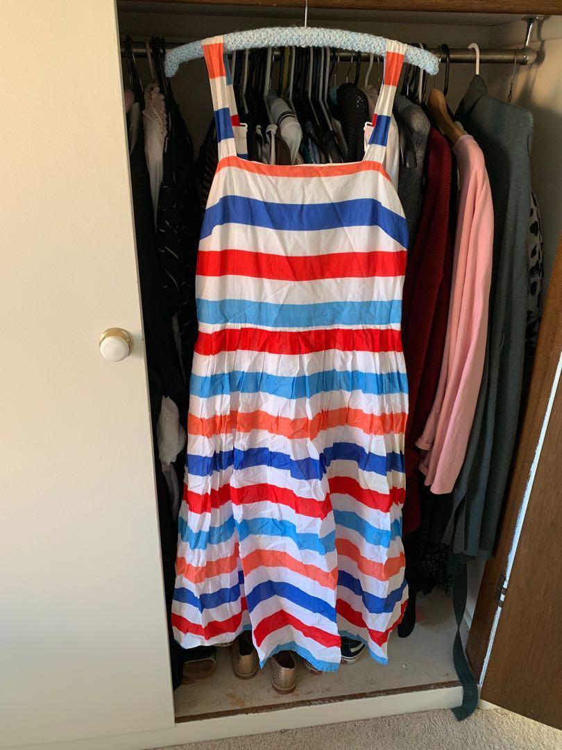 Dangerfield midi dress