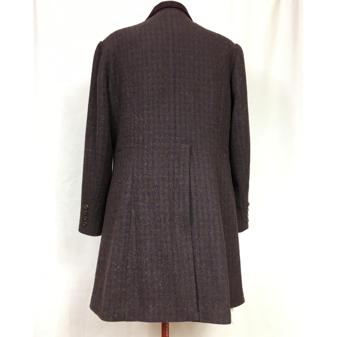 DOCTOR WHO abbyshot Ladies Coat    Size Large 11th Doctor Matt Smith