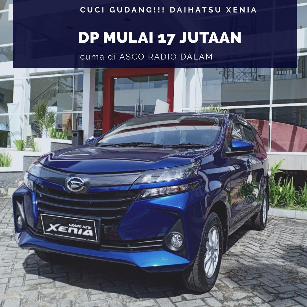 DP MURAH Daihatsu Xenia mulai 17 jutaan. Daihatsu Pamulang