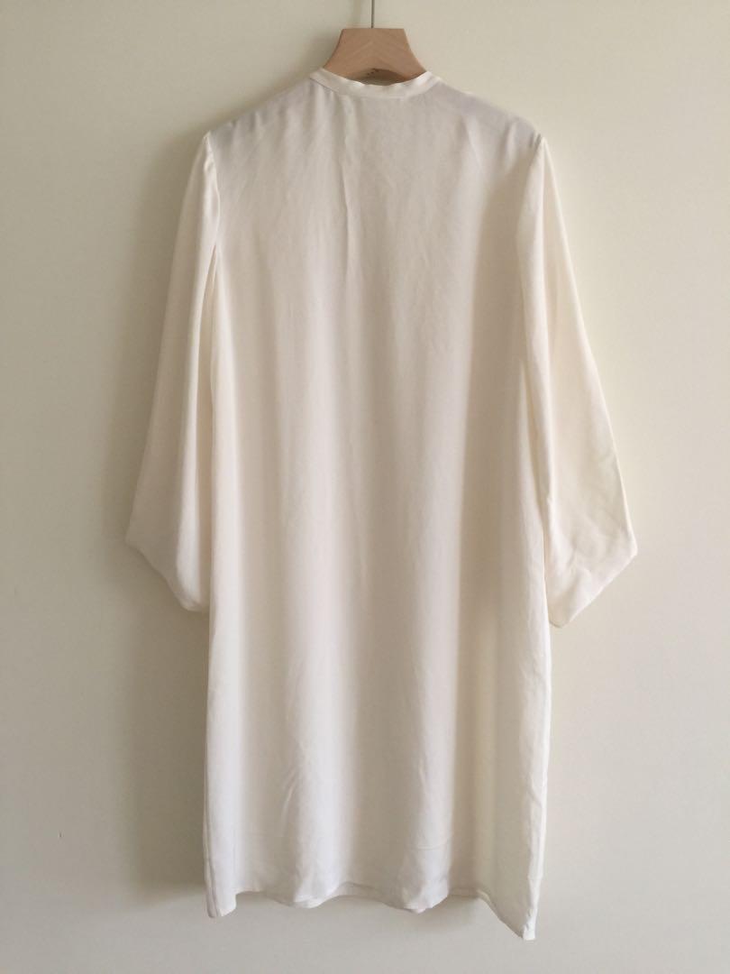 DVF Diane Von Furstenberg bathing suit cover size S