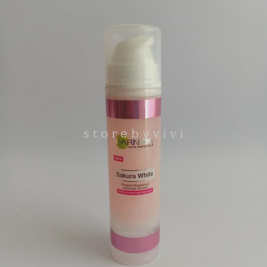 Garnier Sakura White Pinkish Serum