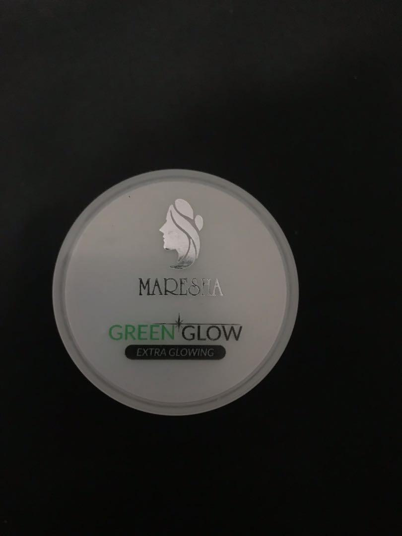 green glow maresha skin care