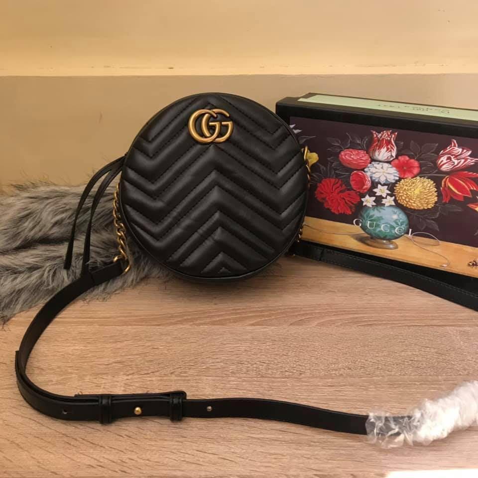 e8e8f22b8 Gucci Round Bag on Carousell
