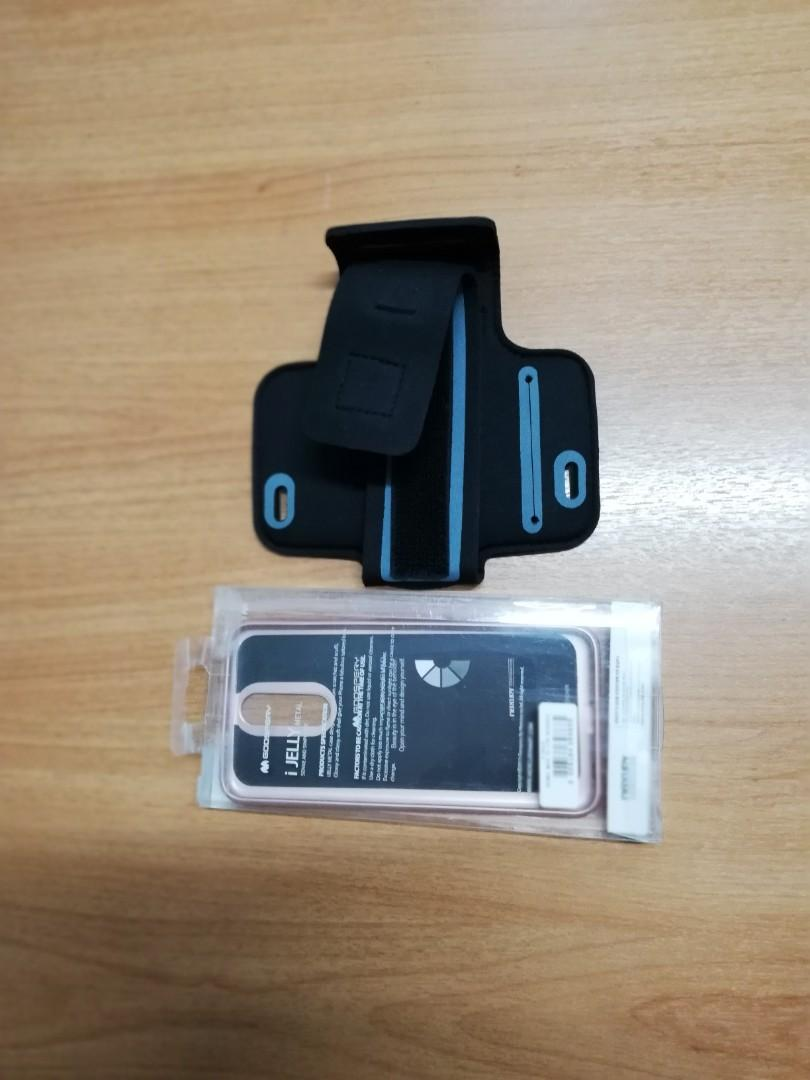 Handphone accessories set