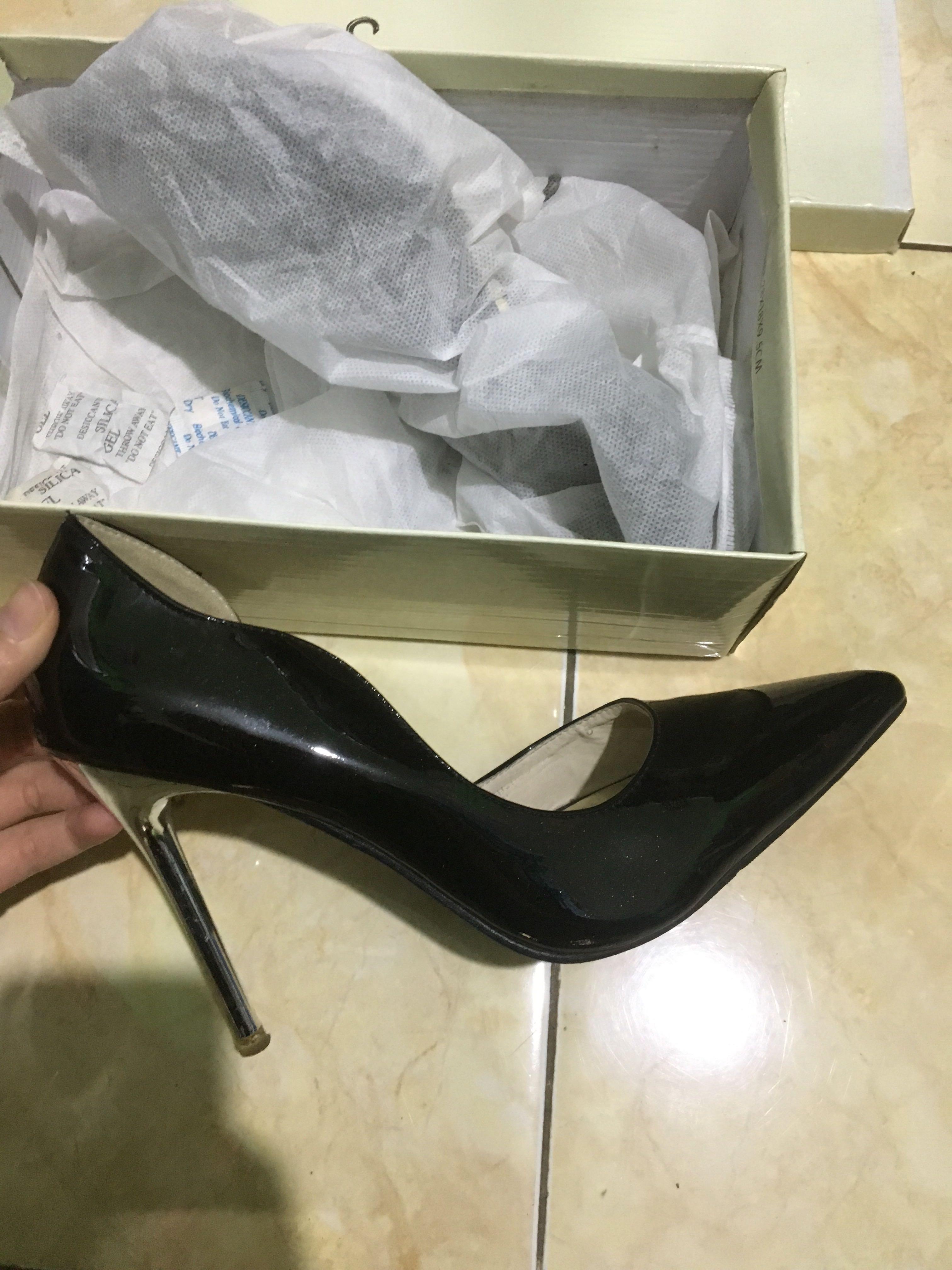 Heels Something Borrowed