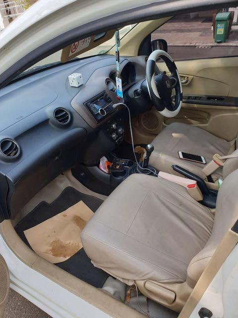 Honda Brio E Satya 1.2 Manual Putih Tangan Pertama