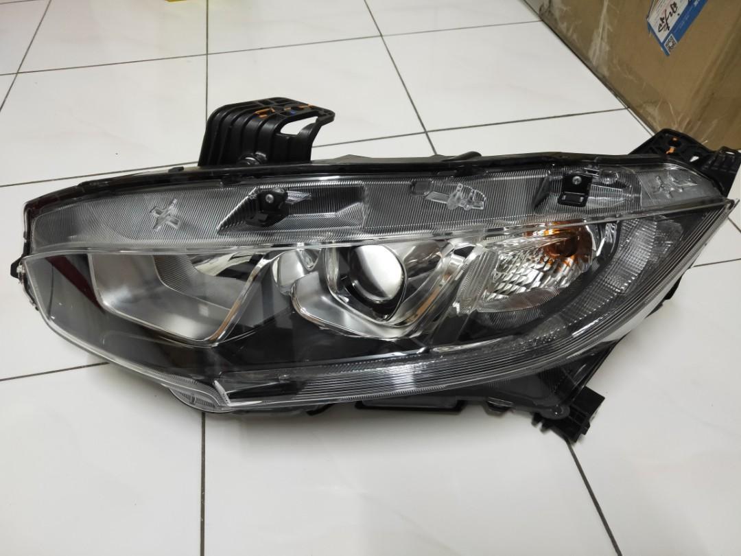 Honda Civic Headlights for sell