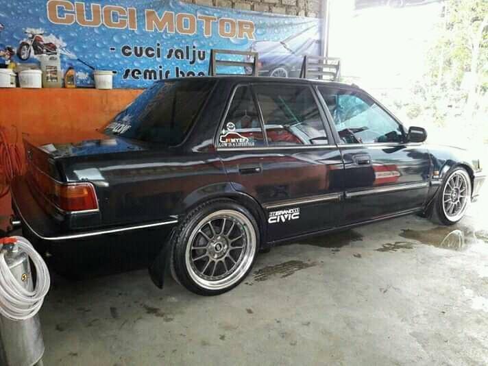 Honda grand civic LX 91