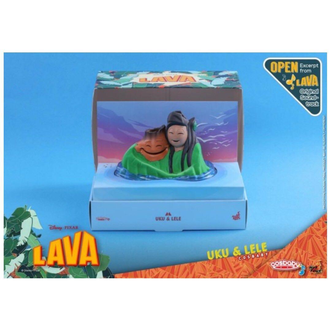 Hot Toys COSB276 LAVA UKU and LELE Cosbaby Music Box