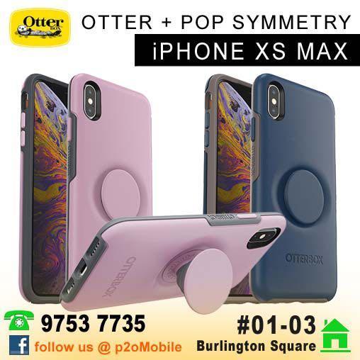 [iPhone Xs Max] Otterbox Otter + Pop Symmetry