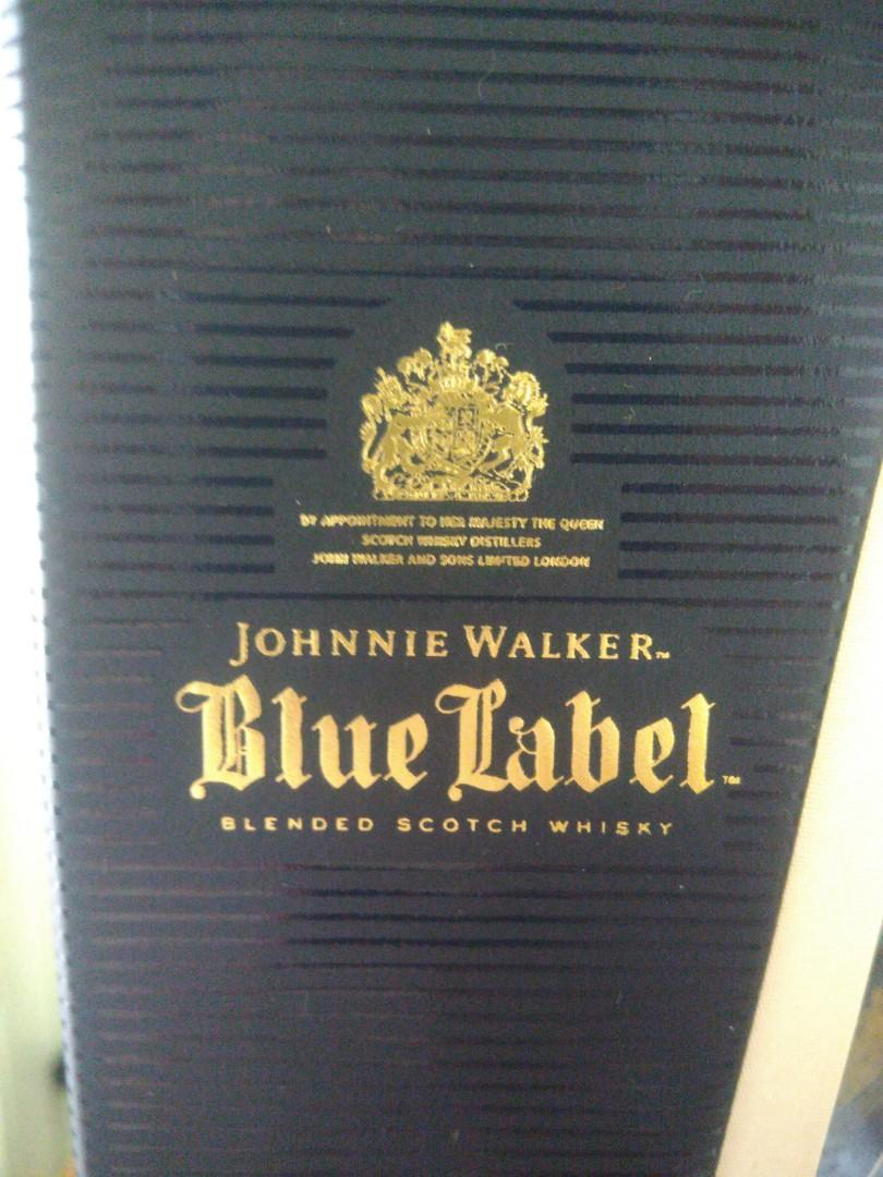 JOHNNIE WALKER 2017雞年限定版 Blue Label