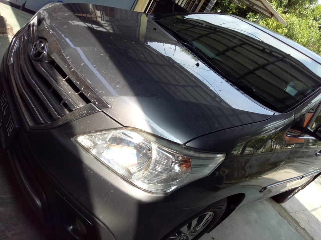 Jual BU mobil Inova matic tahun 2014