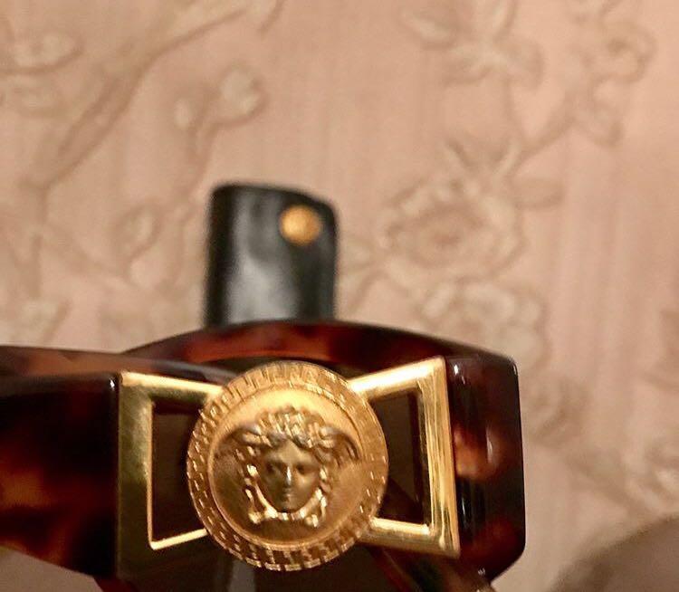 Kacamata Versace Medusa Original