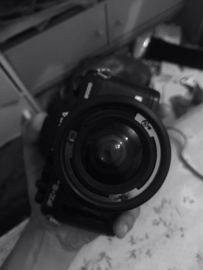 Kamera analog yashica fx-3 super 2000
