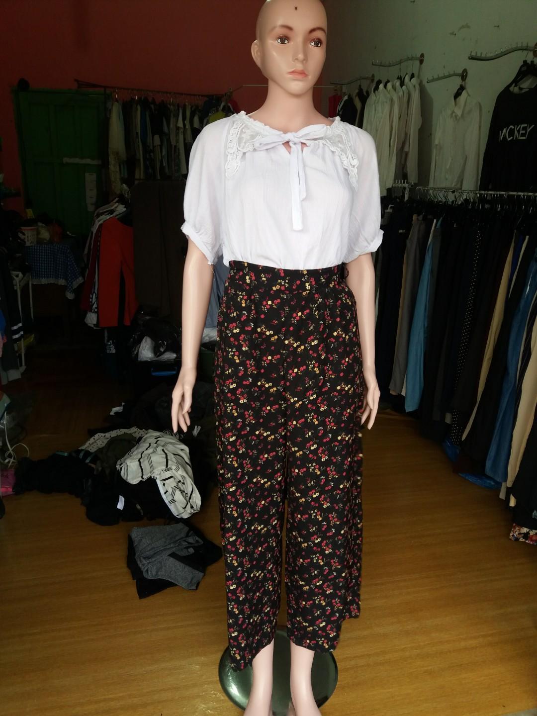 Kulot korea & blouse