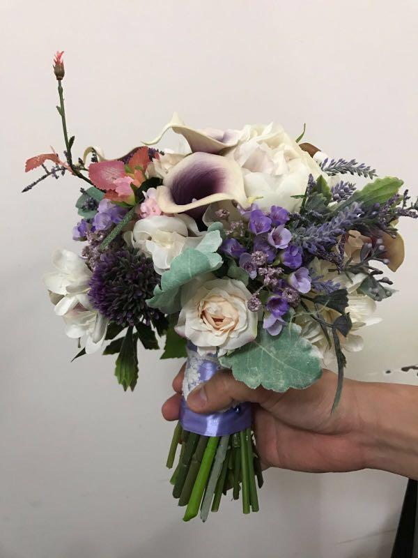 Lemongrass結婚花球