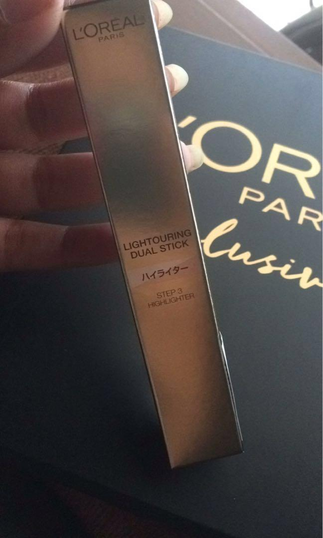 L'Oréal Highlighter Duo