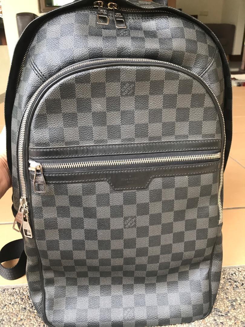 LV Backpack Michael Darmier