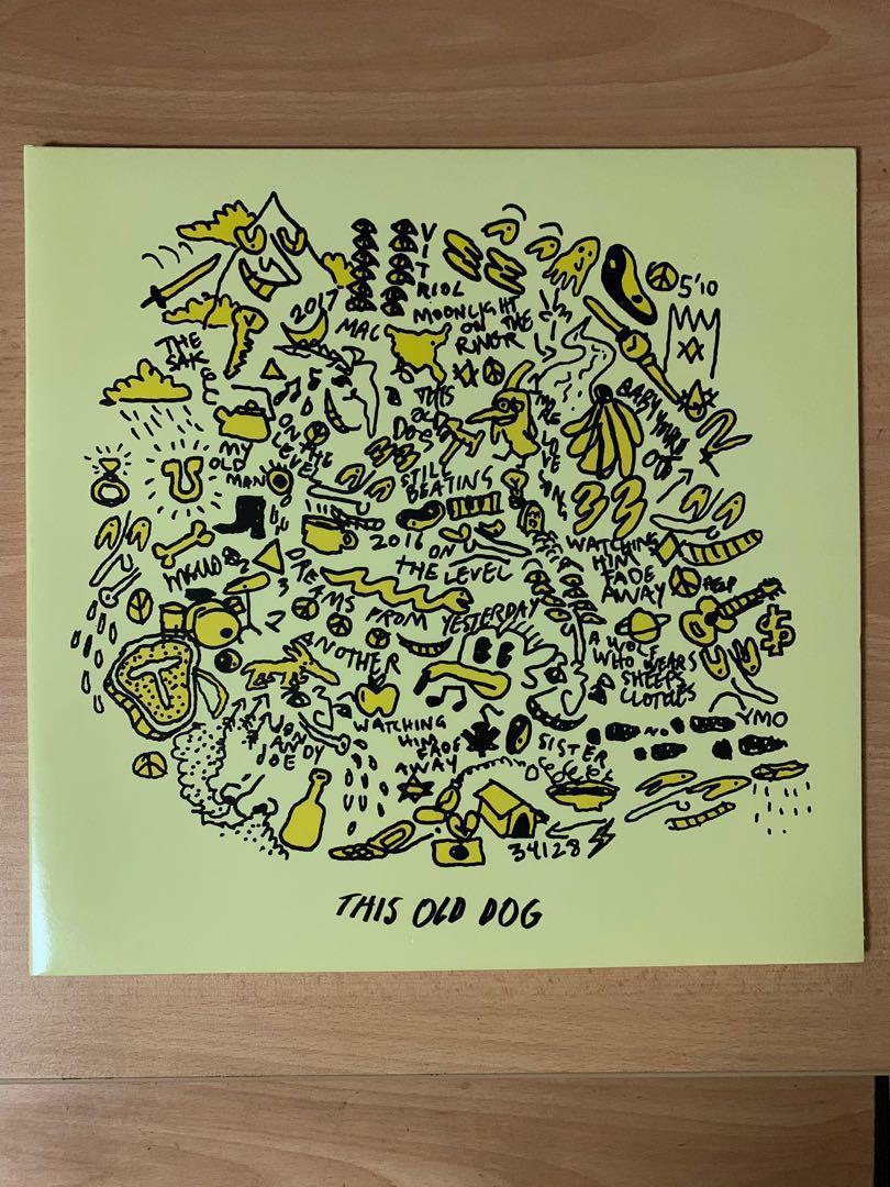 Mac Demarco This Old Dog Limited Etd White Vinyl