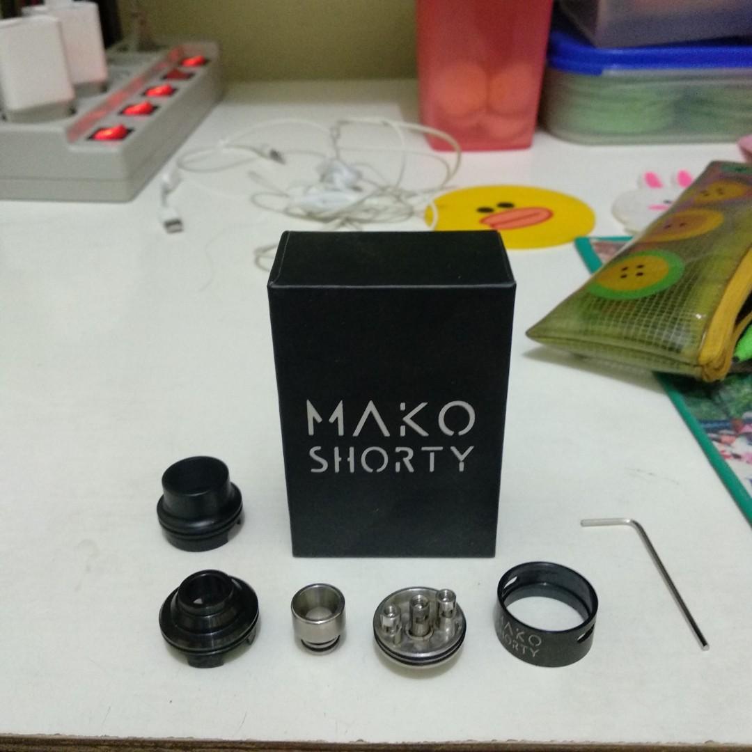#mauthr Mako Shorty RDA Like new
