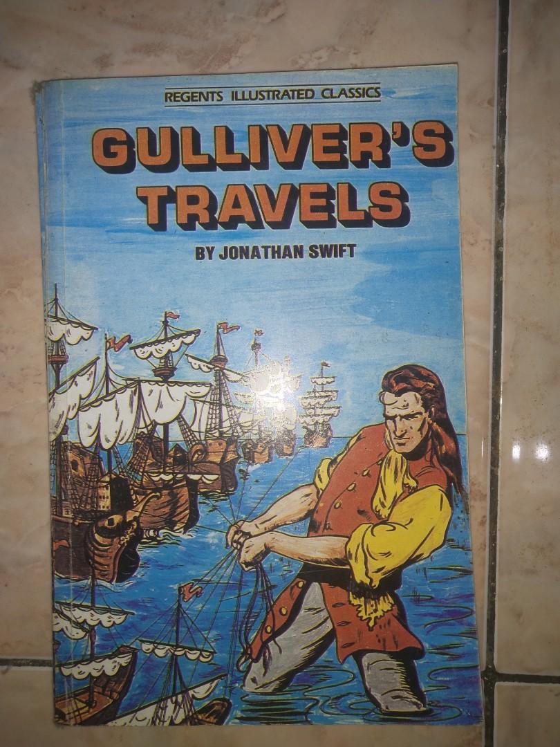 #mauvivo Gulliver's Travels