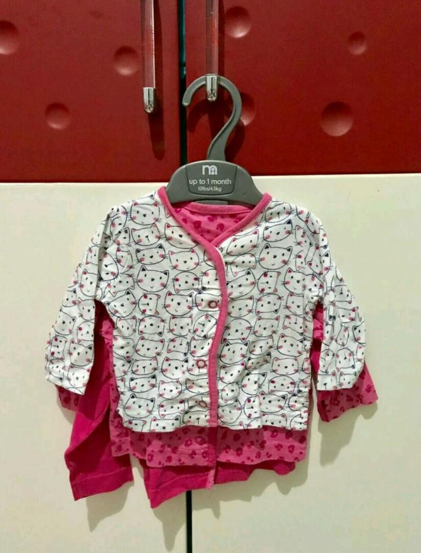 Mothercare size 0-3bln