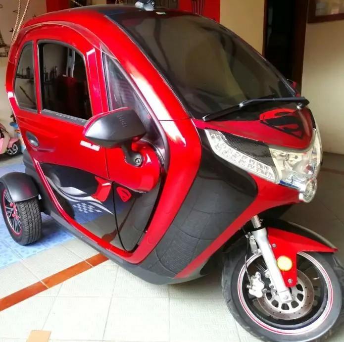 Motor mobil 3 roda