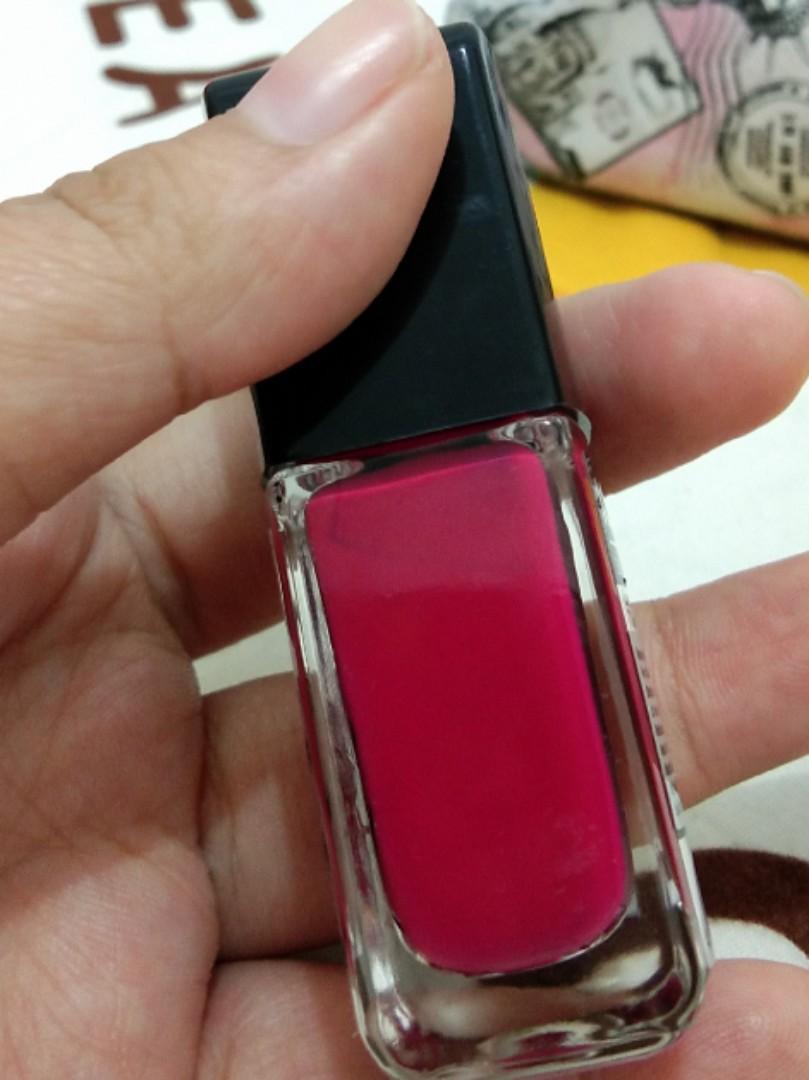 #BAPAU Nail Polish ( Kutex ) Catrice Pink Outside The Box
