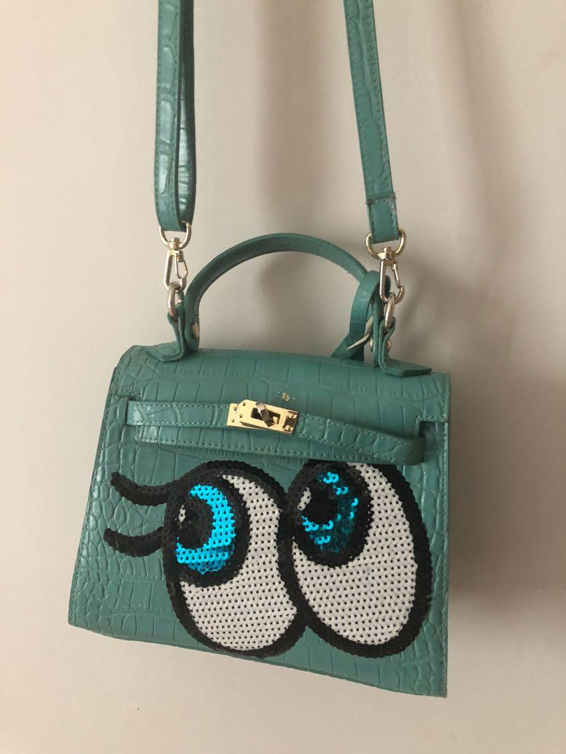 PLAY NO MORE SHYGIRL BAG TOSCA AUTHENTIC