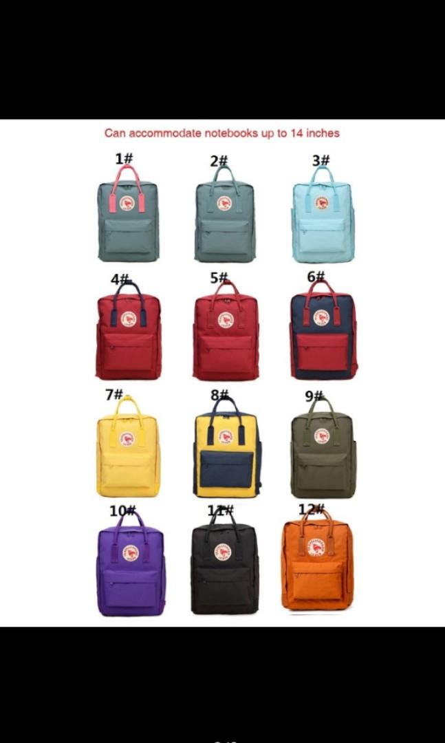 [PO] Kanken Bag
