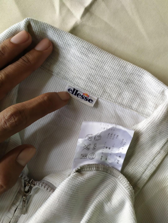 Polo shirt ELLESSE original Full taped