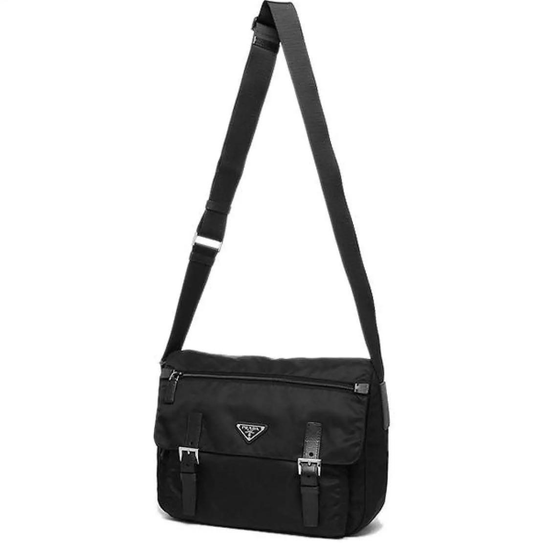 5cfac2ceff Prada messenger bag [SALE], Luxury, Bags & Wallets, Sling Bags on ...