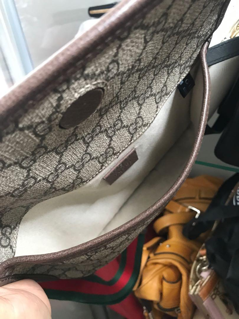 Preloved Bag Gucci