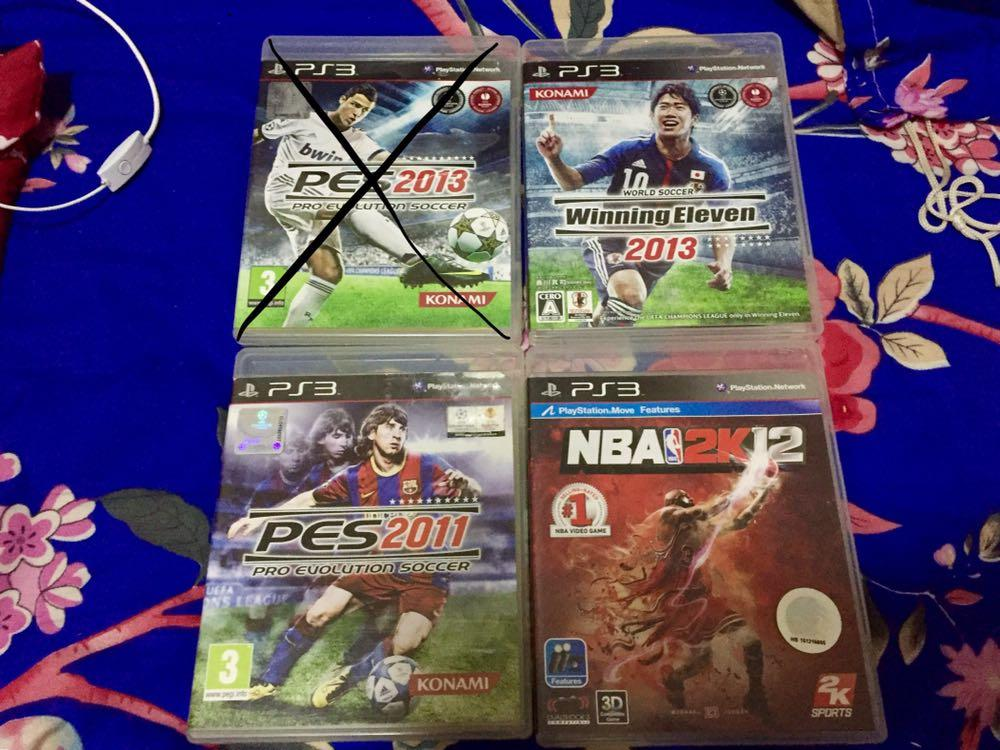PS3 Games, Toys & Games, Video Gaming, Video Games on Carousell