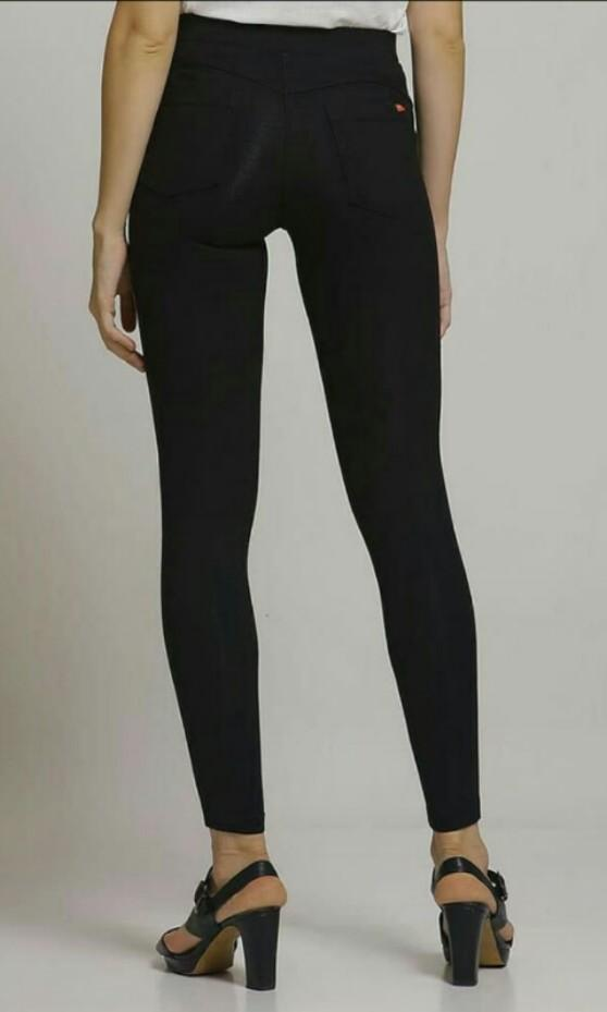 Rodeo Lift Up Jegging Black