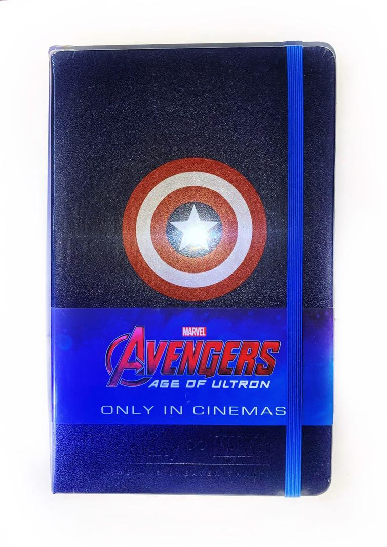 [$SALE$]Avengers Notebook (Age Of Ultron)
