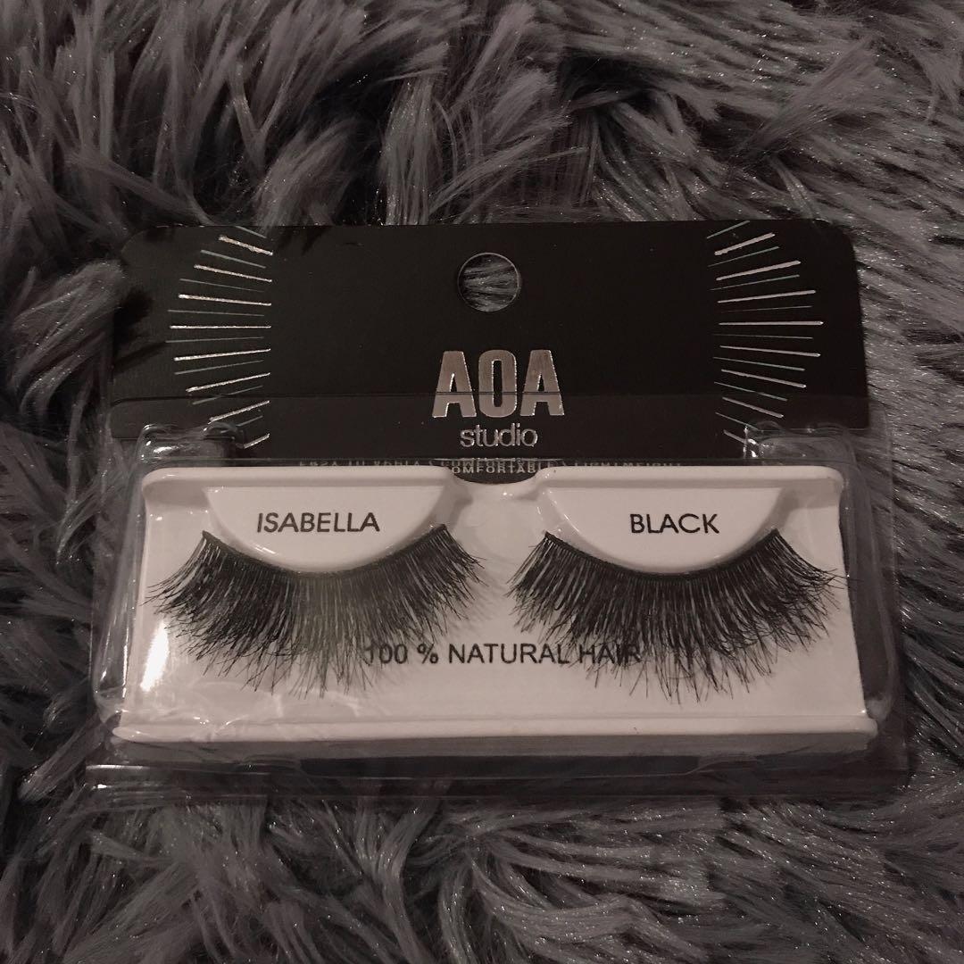 c3d97488081 🆕SHOPMISSA - AOA STUDIO LASHES (ISABELLA), Produk Badan dan kecantikan,  Makeup di Carousell