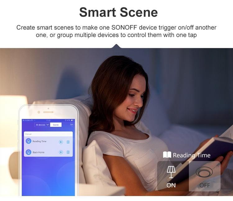 Sonoff Basic WiFi Wireless Switch