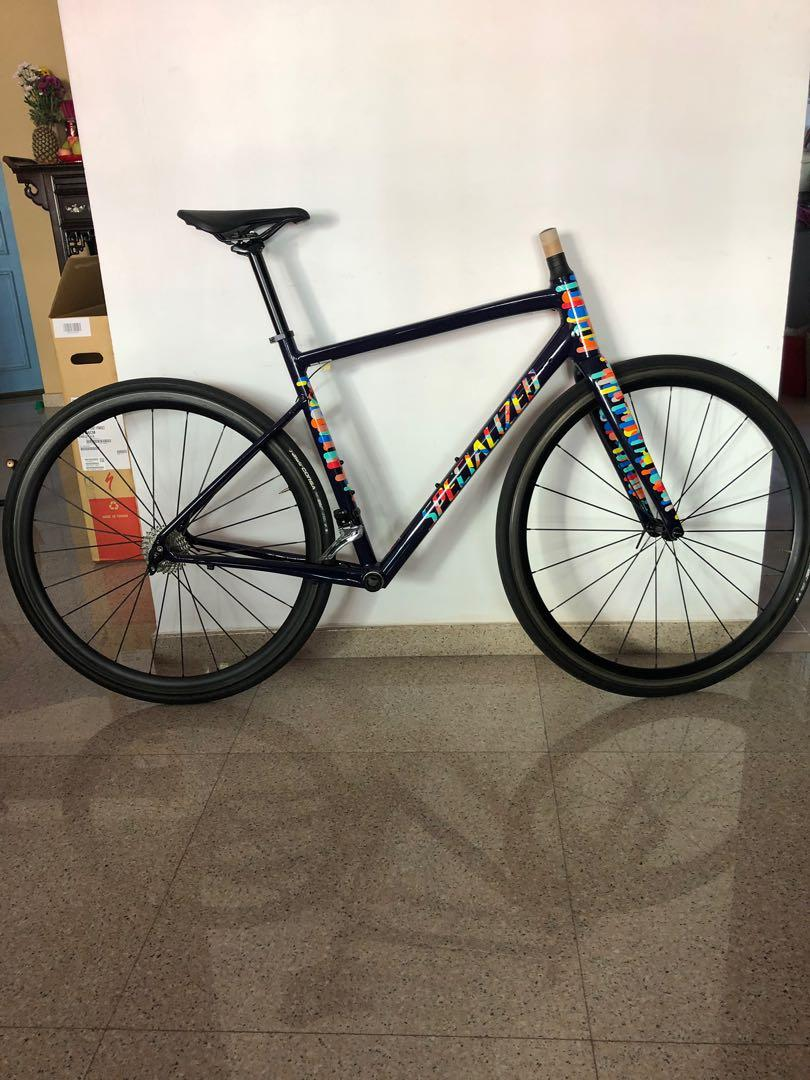Specialized allez red hook crit 2018 edition, Bicycles