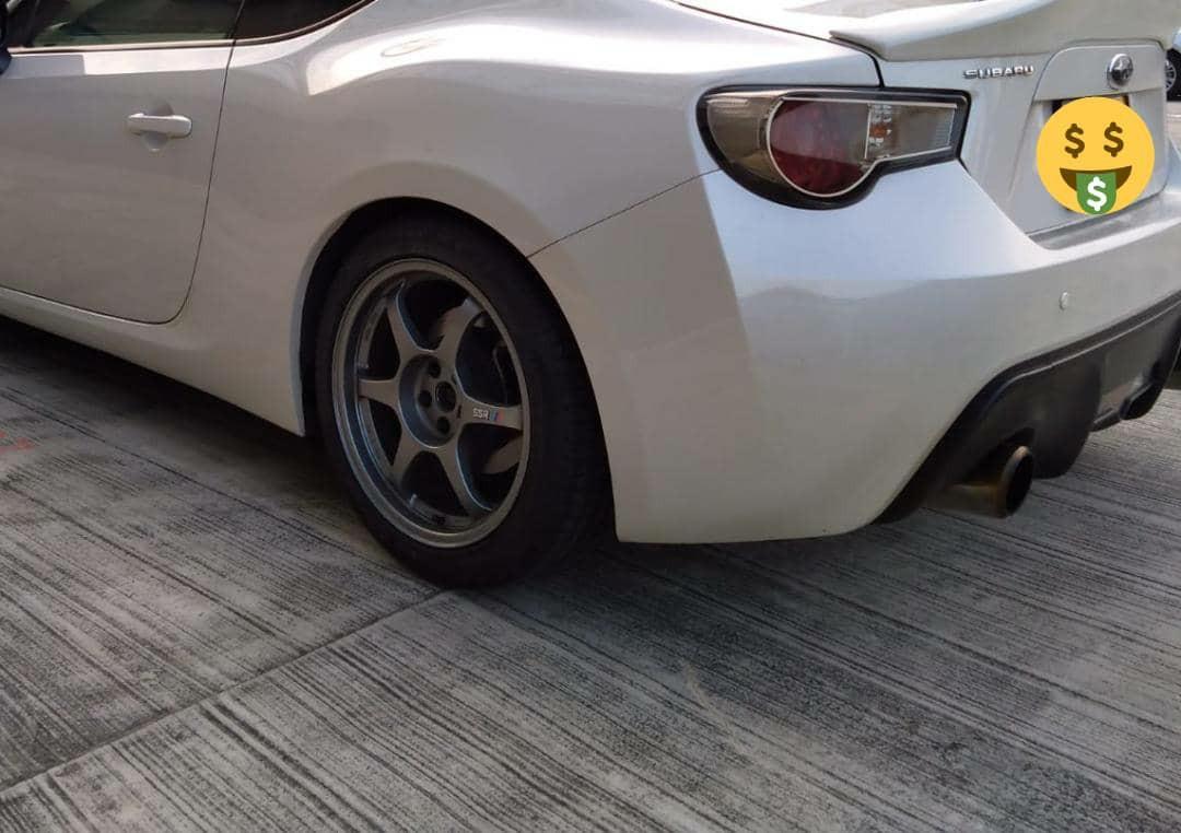 Subaru BRZ 2.0 manual 2013 🇸🇬