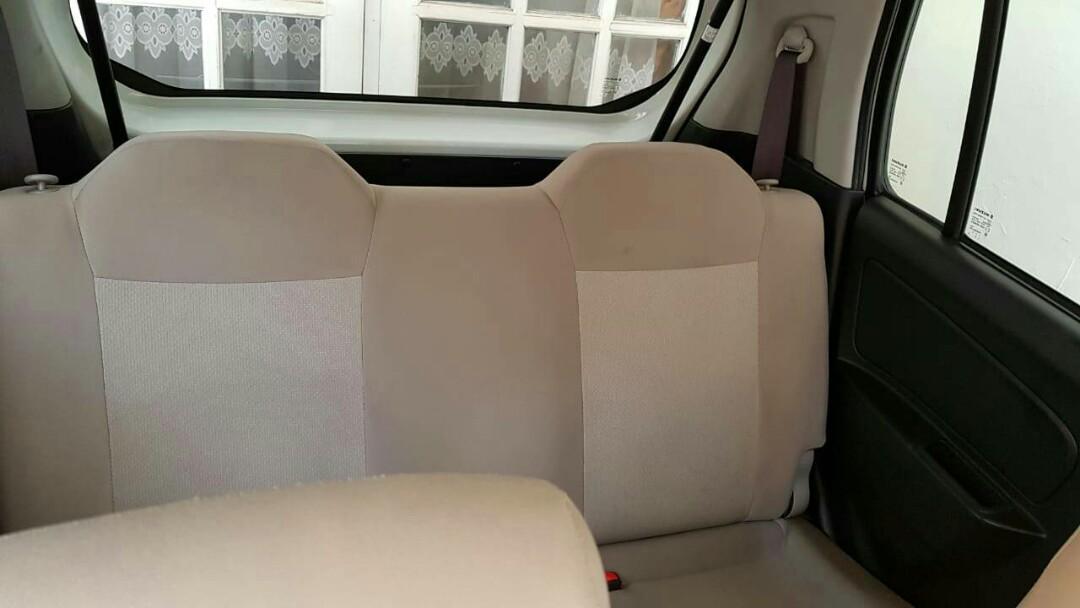 Suzuki karimun wagon GL matic