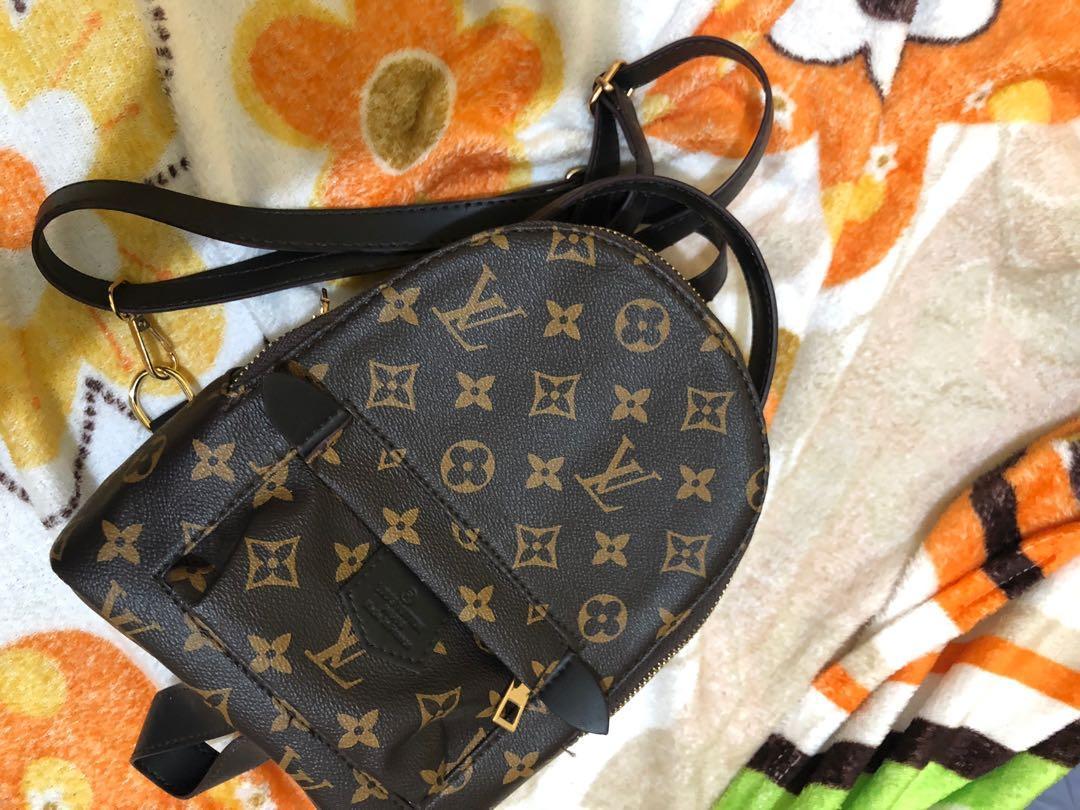 TAS LV   Ransel / Sling bag