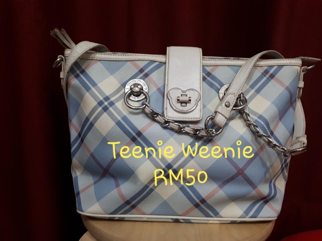 Teenie weenie Tote Handbag
