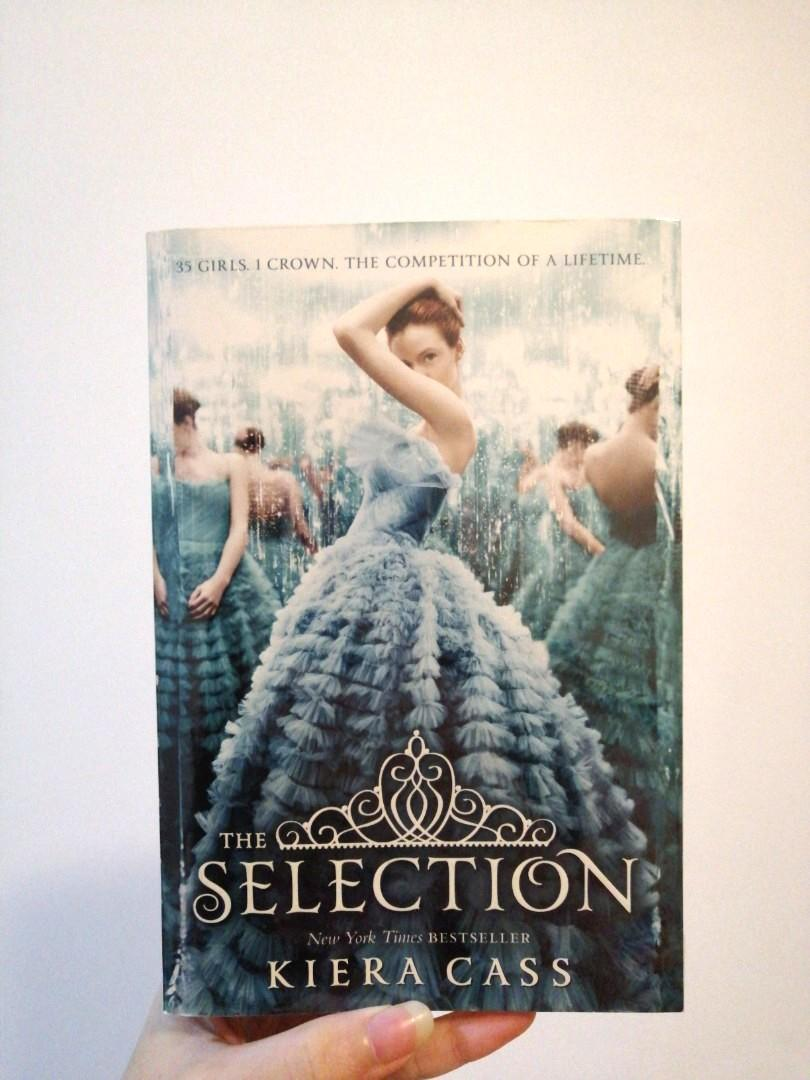 The Selection Kiera Cass Eng Ver