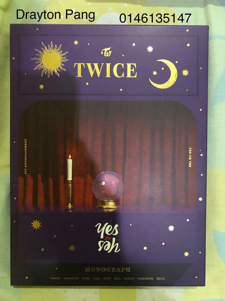 Twice Monograph